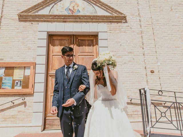 Il matrimonio di Emanuele e Martina a Teramo, Teramo 53