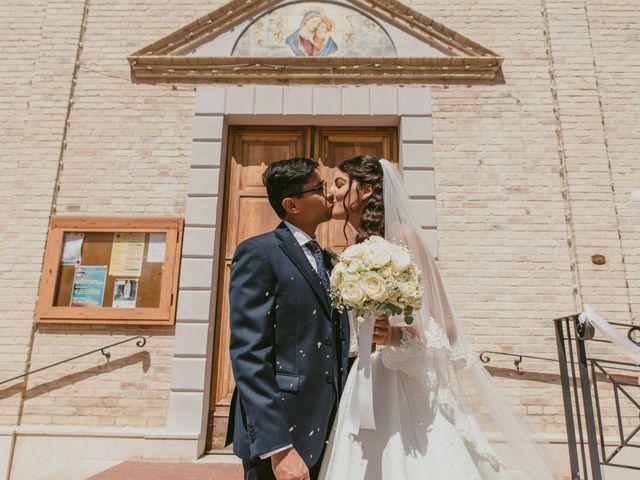 Il matrimonio di Emanuele e Martina a Teramo, Teramo 54