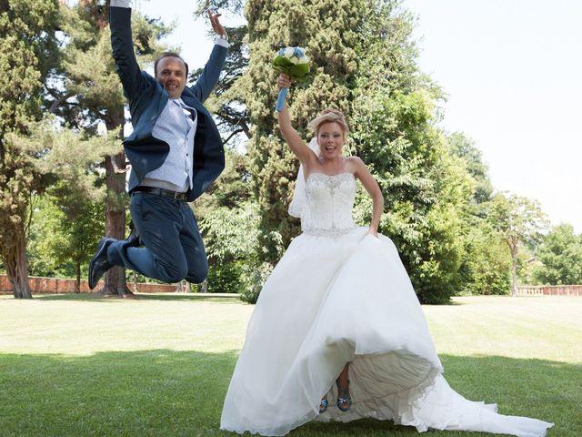 Le nozze di Lisa e Steve