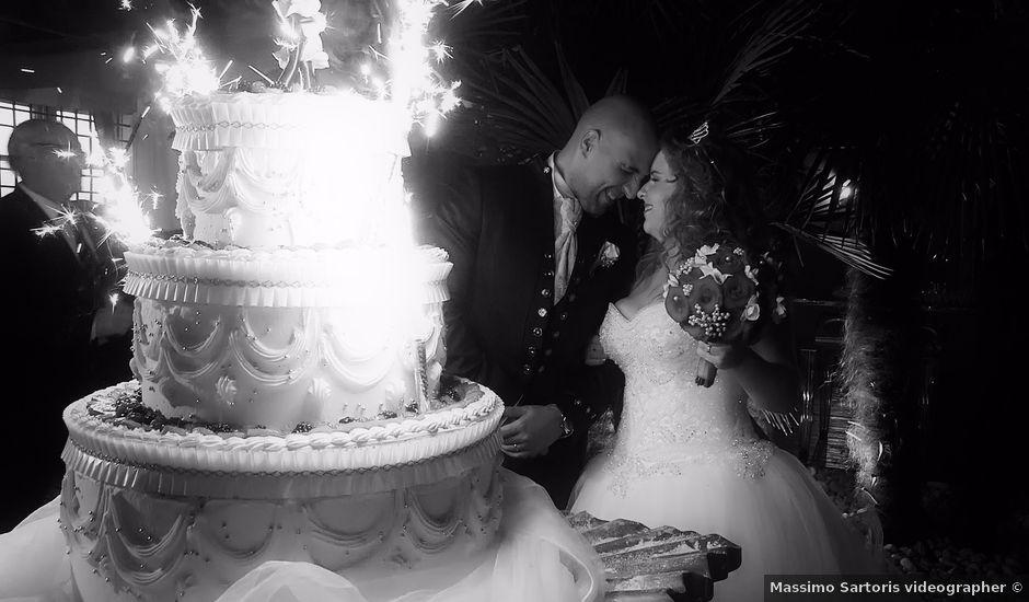 Il matrimonio di Giuseppe e Hilary a Toscolano-Maderno, Brescia