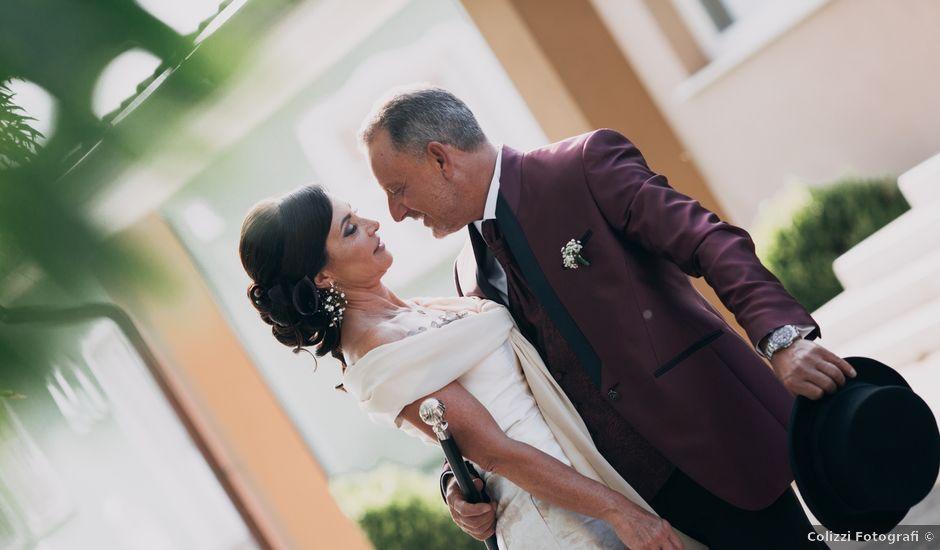 Il matrimonio di Giorgio e Cristina a Roma, Roma