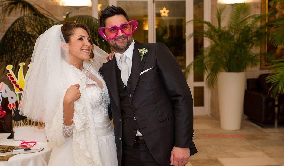 Il matrimonio di Cristina e Alessandro a Conversano, Bari