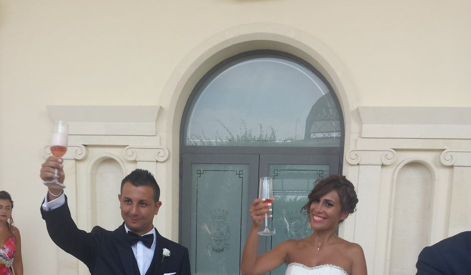 Il matrimonio di Antonio e Debora a Trani, Bari