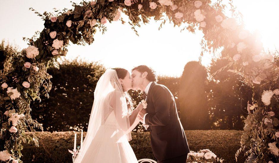 Il matrimonio di Mirco e Sara a Negrar, Verona