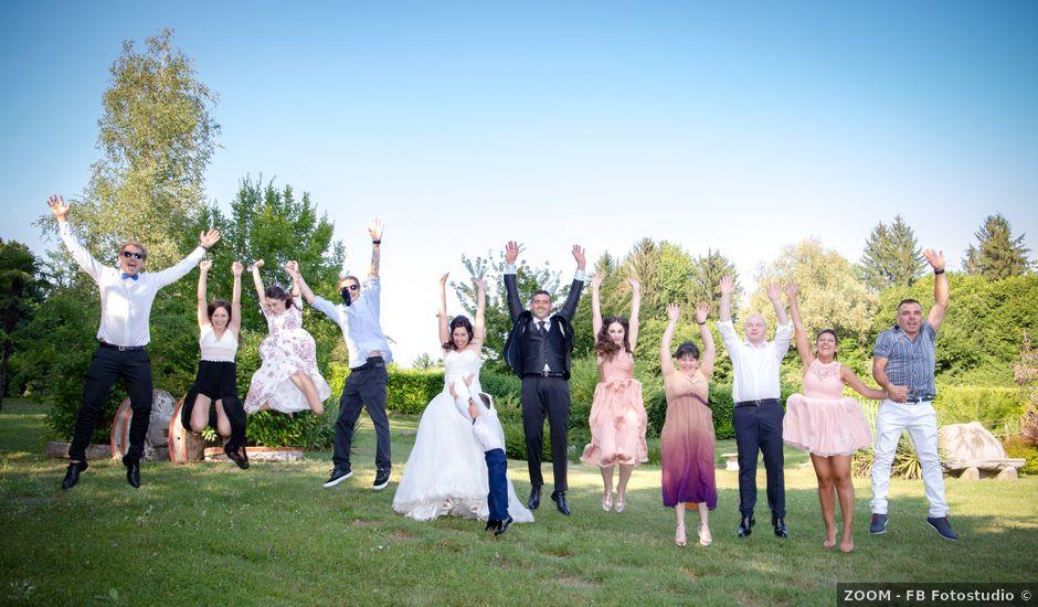 Il matrimonio di Domenico e Francesca a Briosco, Monza e Brianza