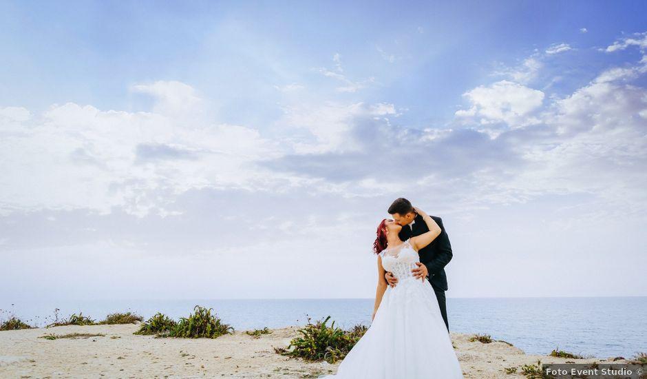 Il matrimonio di Fabrizio e Ilenia a Agrigento, Agrigento