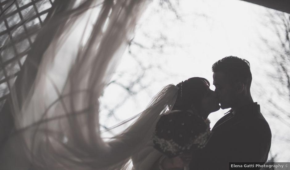 Il matrimonio di Michele e Eva a Calvenzano, Bergamo
