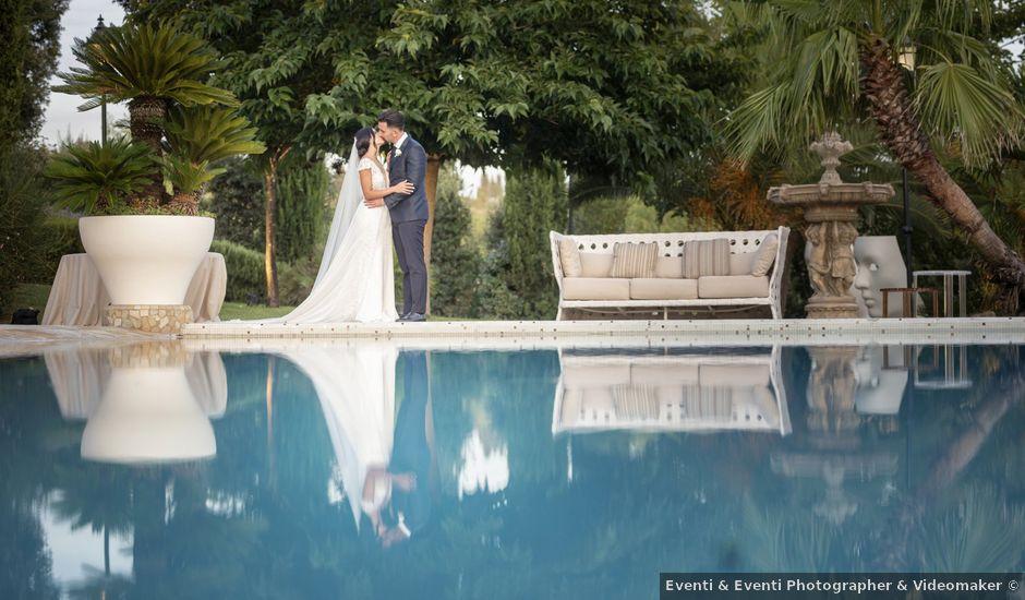 Il matrimonio di Alessio e Beatrice a Montespertoli, Firenze