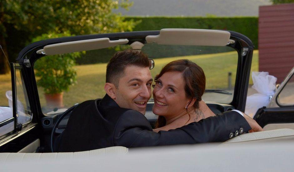 Il matrimonio di Paolo e Paola a Erbusco, Brescia