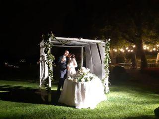 Le nozze di Maria Rita e Francesco 1
