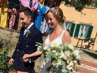Le nozze di Suzy e Adam 3
