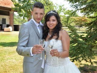 Le nozze di Nadia e Daniele