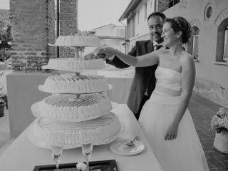 Le nozze di Marta e Angelo
