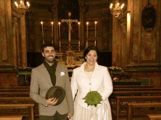 Le nozze di Daniele e Valeria 1