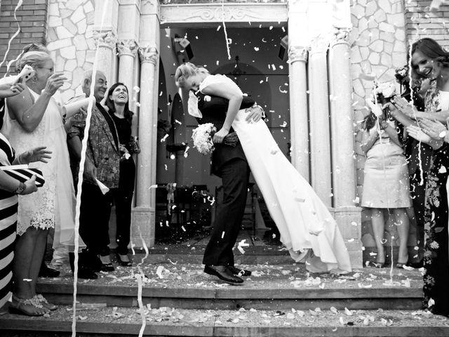 Le nozze di Kelly e Lorenzo