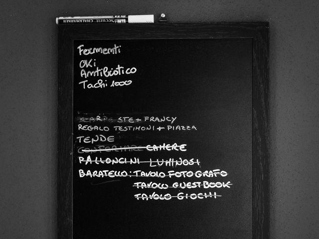 Il matrimonio di Stefano e Francesca a Pozzolengo, Brescia 3