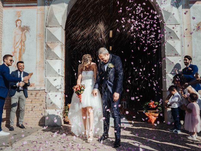 Il matrimonio di Stefano e Francesca a Pozzolengo, Brescia 9