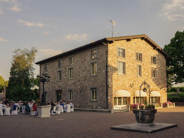 Il matrimonio di Stefano e Francesca a Pozzolengo, Brescia 10