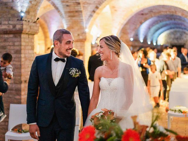 Il matrimonio di Stefano e Francesca a Pozzolengo, Brescia 12