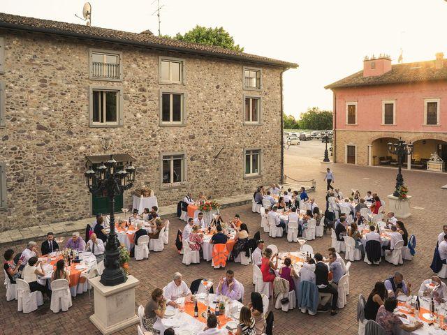 Il matrimonio di Stefano e Francesca a Pozzolengo, Brescia 14