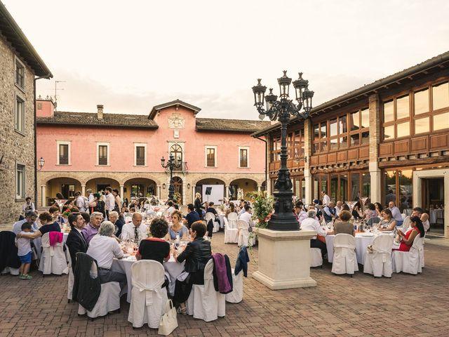 Il matrimonio di Stefano e Francesca a Pozzolengo, Brescia 15