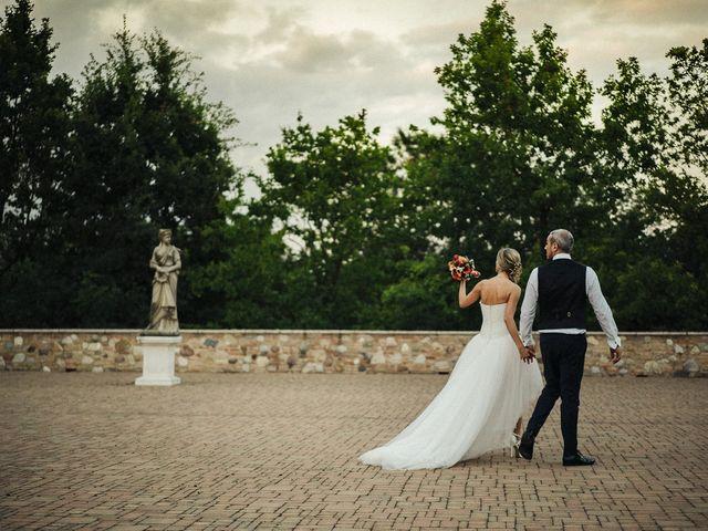 Il matrimonio di Stefano e Francesca a Pozzolengo, Brescia 16