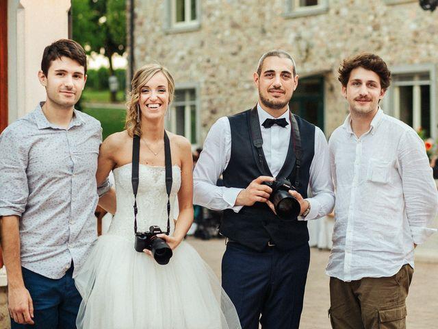 Il matrimonio di Stefano e Francesca a Pozzolengo, Brescia 22