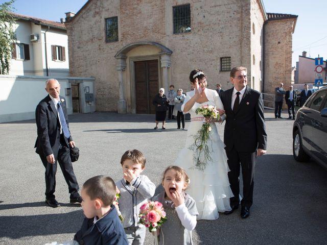 Il matrimonio di Daniele e Laura a Fara Gera d'Adda, Bergamo 6