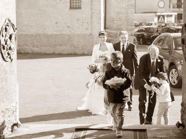 Il matrimonio di Daniele e Laura a Fara Gera d'Adda, Bergamo 7