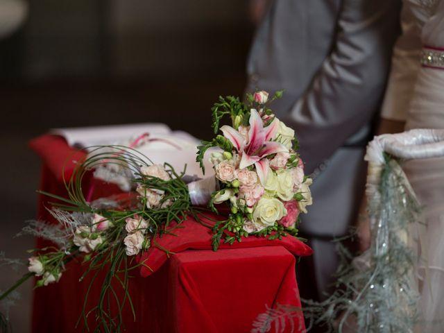 Il matrimonio di Daniele e Laura a Fara Gera d'Adda, Bergamo 8