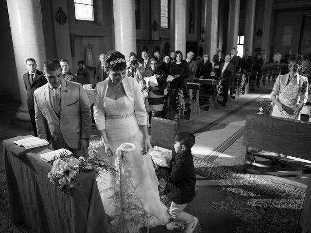 Il matrimonio di Daniele e Laura a Fara Gera d'Adda, Bergamo 9