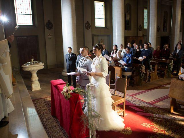 Il matrimonio di Daniele e Laura a Fara Gera d'Adda, Bergamo 10