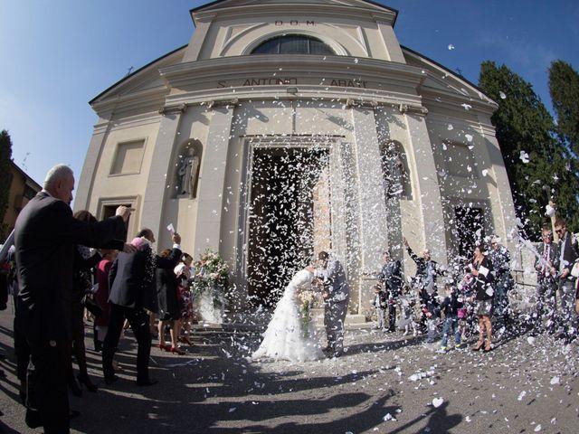 Il matrimonio di Daniele e Laura a Fara Gera d'Adda, Bergamo 11