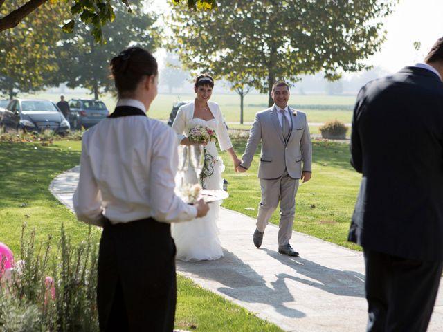 Il matrimonio di Daniele e Laura a Fara Gera d'Adda, Bergamo 13