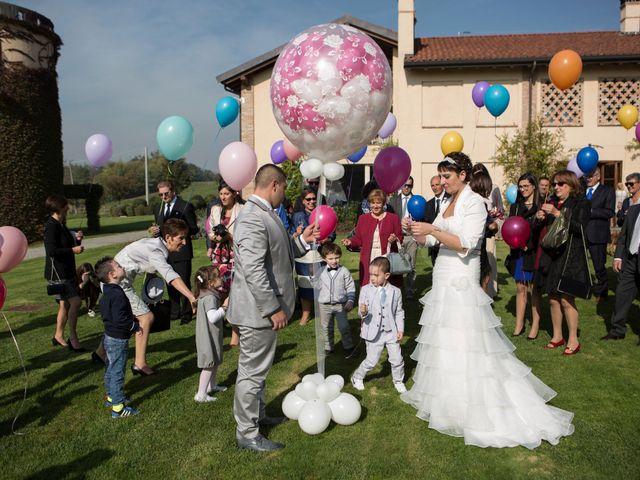 Il matrimonio di Daniele e Laura a Fara Gera d'Adda, Bergamo 15