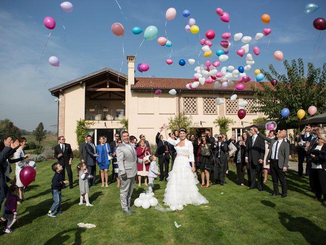 Il matrimonio di Daniele e Laura a Fara Gera d'Adda, Bergamo 16