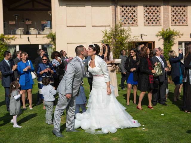 Il matrimonio di Daniele e Laura a Fara Gera d'Adda, Bergamo 17