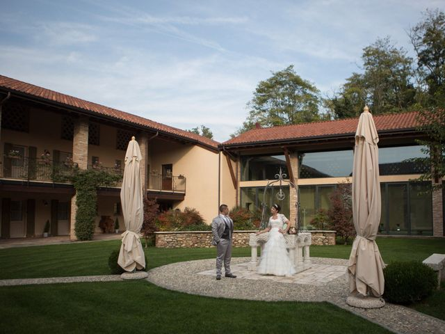 Il matrimonio di Daniele e Laura a Fara Gera d'Adda, Bergamo 27
