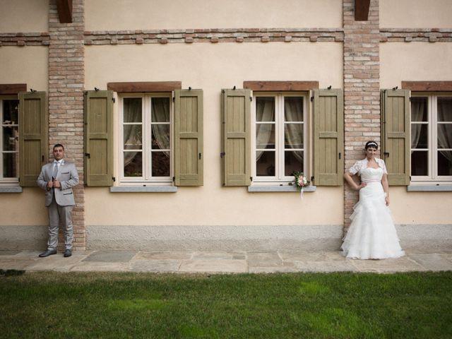Il matrimonio di Daniele e Laura a Fara Gera d'Adda, Bergamo 2