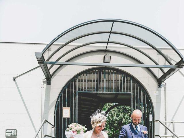 Il matrimonio di Davide e Laura a Cinisello Balsamo, Milano 11