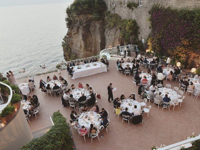 Il matrimonio di Vincenzo e Emanuela a Sorrento, Napoli 1