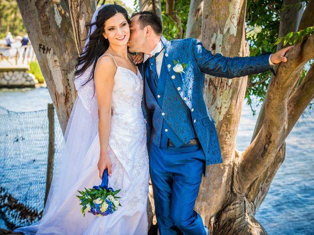 Le nozze di Fabiola e Cristian