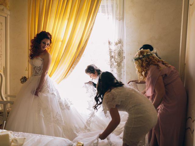 Il matrimonio di Tony e Cristina a Favara, Agrigento 9
