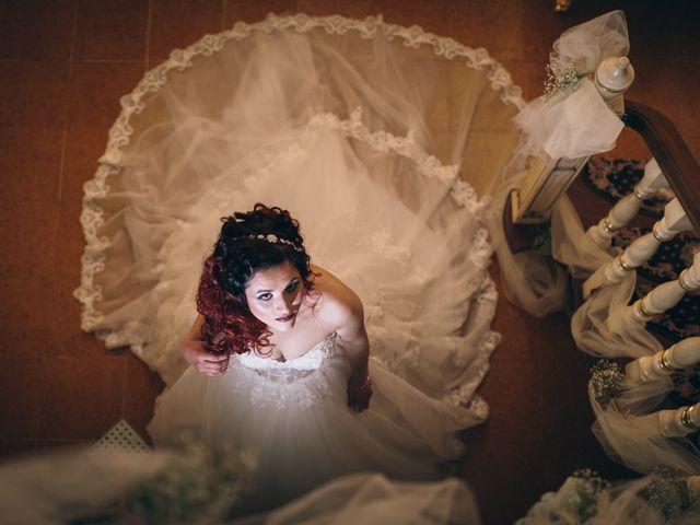 Il matrimonio di Tony e Cristina a Favara, Agrigento 11