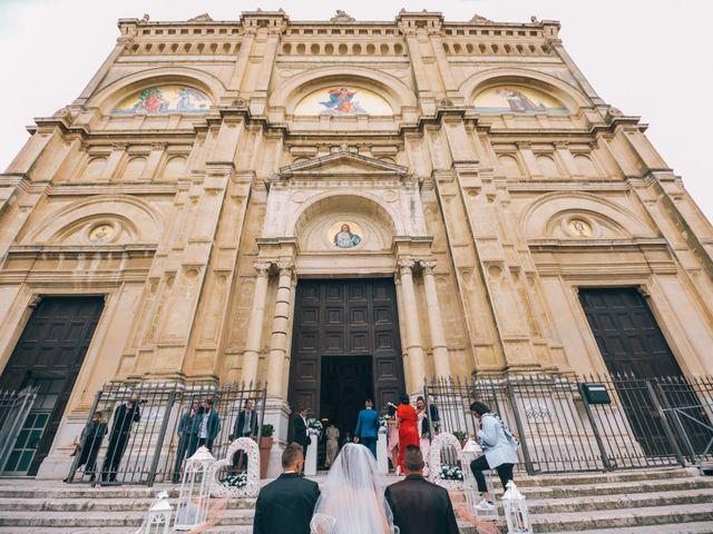Il matrimonio di Tony e Cristina a Favara, Agrigento 12