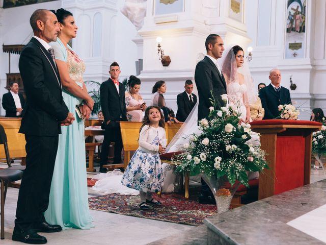 Il matrimonio di Tony e Cristina a Favara, Agrigento 14