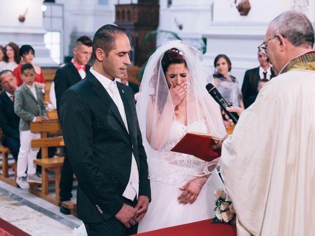 Il matrimonio di Tony e Cristina a Favara, Agrigento 15
