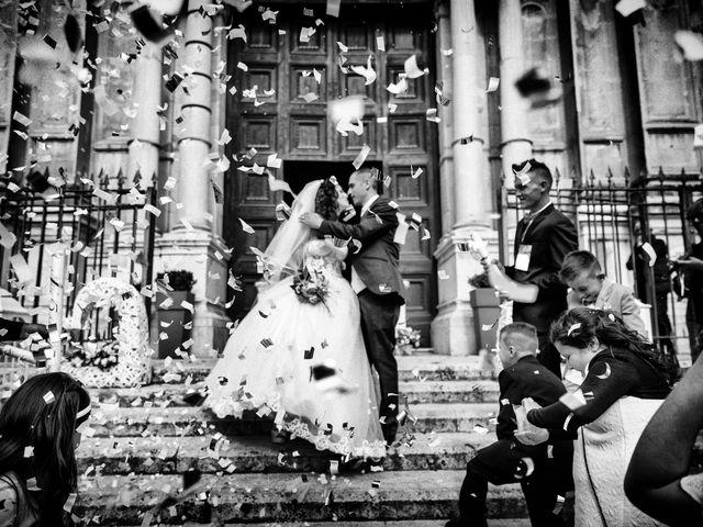 Il matrimonio di Tony e Cristina a Favara, Agrigento 1