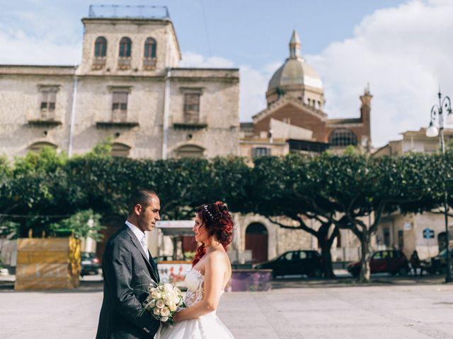 Il matrimonio di Tony e Cristina a Favara, Agrigento 16