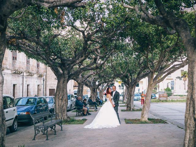Il matrimonio di Tony e Cristina a Favara, Agrigento 17